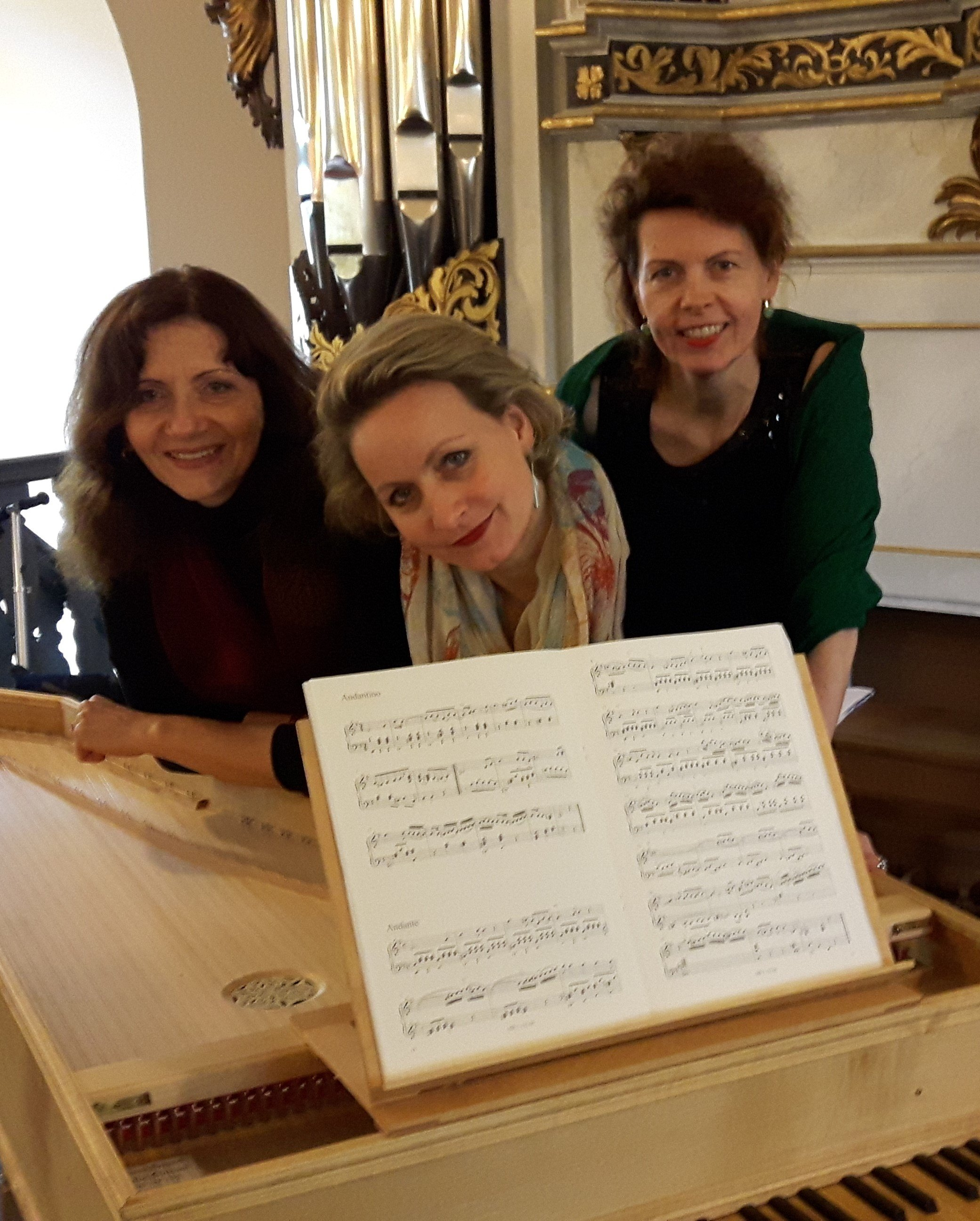 Musiksommer in Dorfkirchen