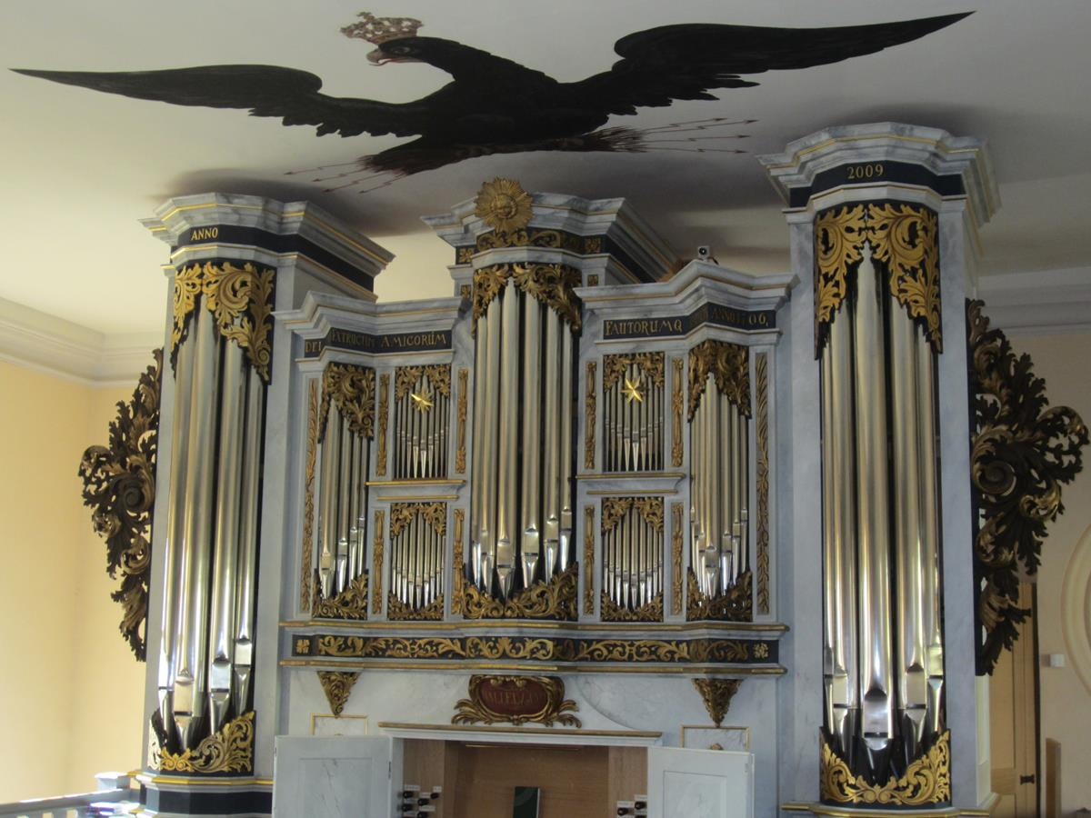Orgelsommer 2019