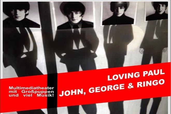 Loving Paul, John, George and Ringo