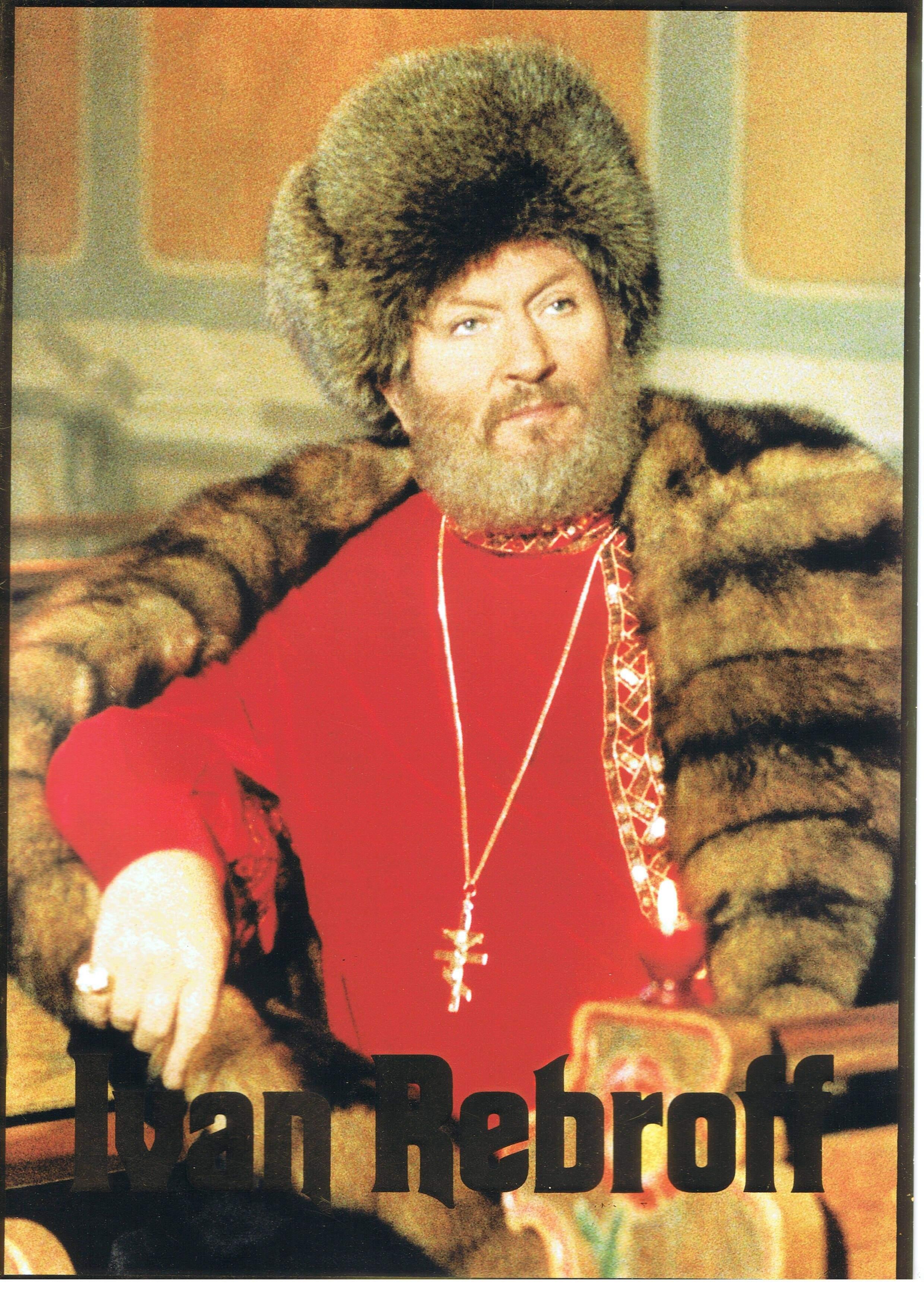 Ural Kosaken Chor - Gedenkkonzert - Erinnerung an Ivan Rebroff