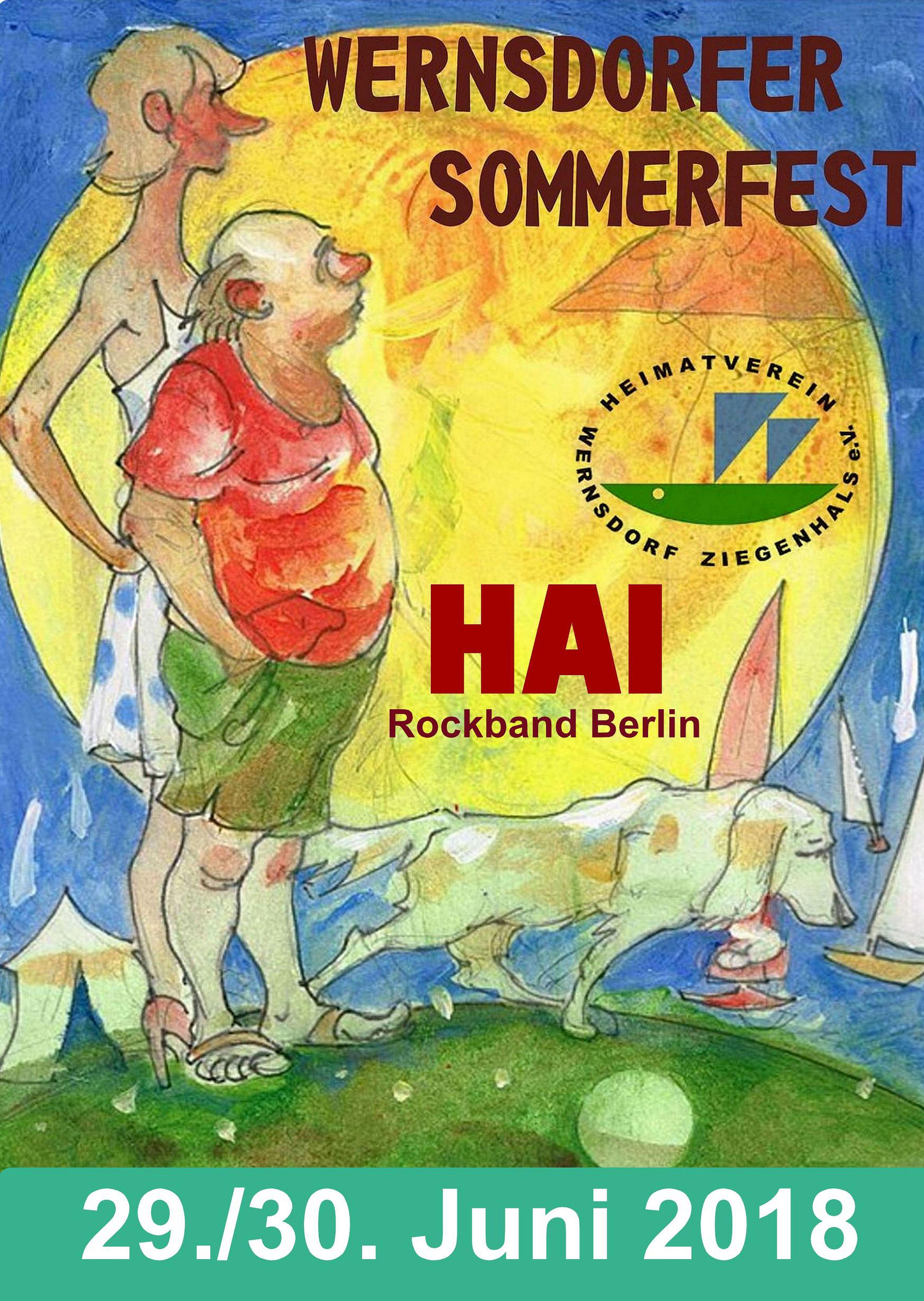 Wernsdorfer Sommerfest 2018