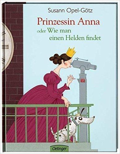 Vorlesestunde in der Stadtbibliothek: Prinzessin Anna