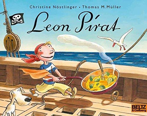 Vorlesestunde in der Stadtbibliothek: Leon Pirat