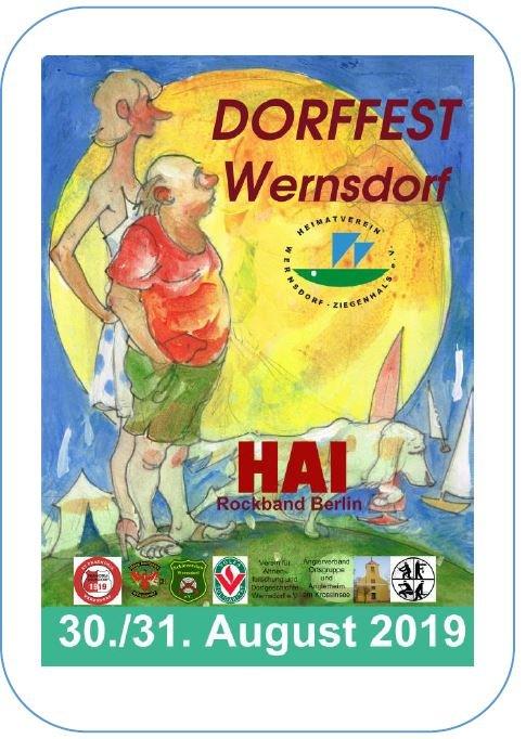 Wernsdorfer Dorffest 2019
