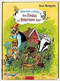 Vorlesestunde in der Stadtbibliothek: Wie Findus zu Petterson kam