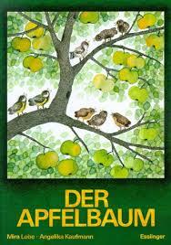 Vorlesestunde in der Stadtbibliothek: Der Apfelbaum