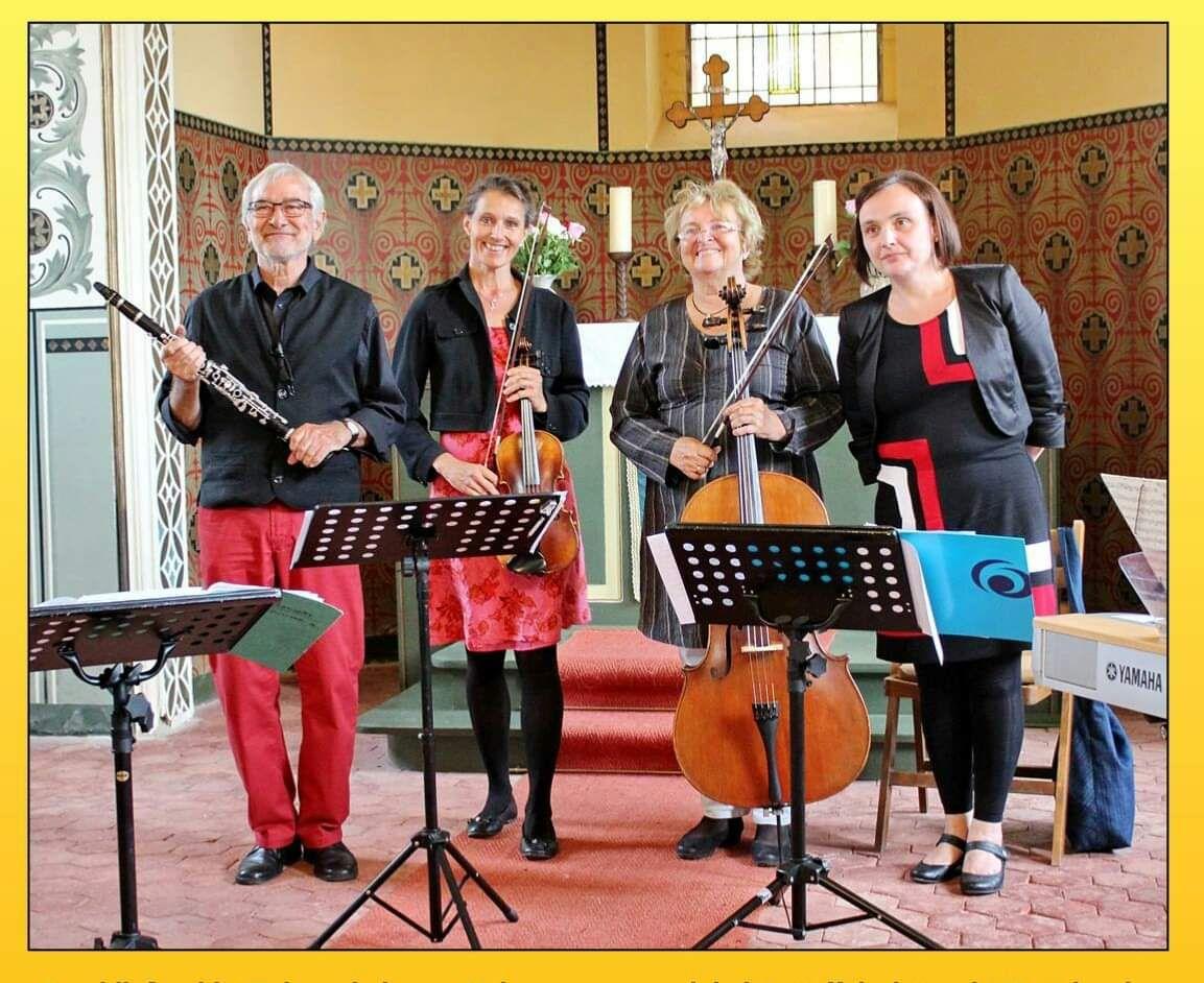 "Quartett à nett   ""Damals im Radio…"""