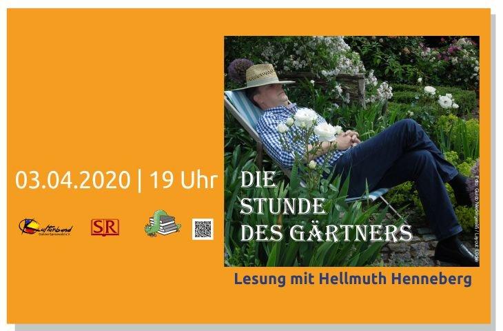 """""""Die Stunde des Gärtners"""" mit Hellmuth Henneberg"""