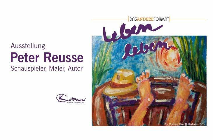 """Peter Reusse """"Das andere Format"""" – """"Leben leben"""""""