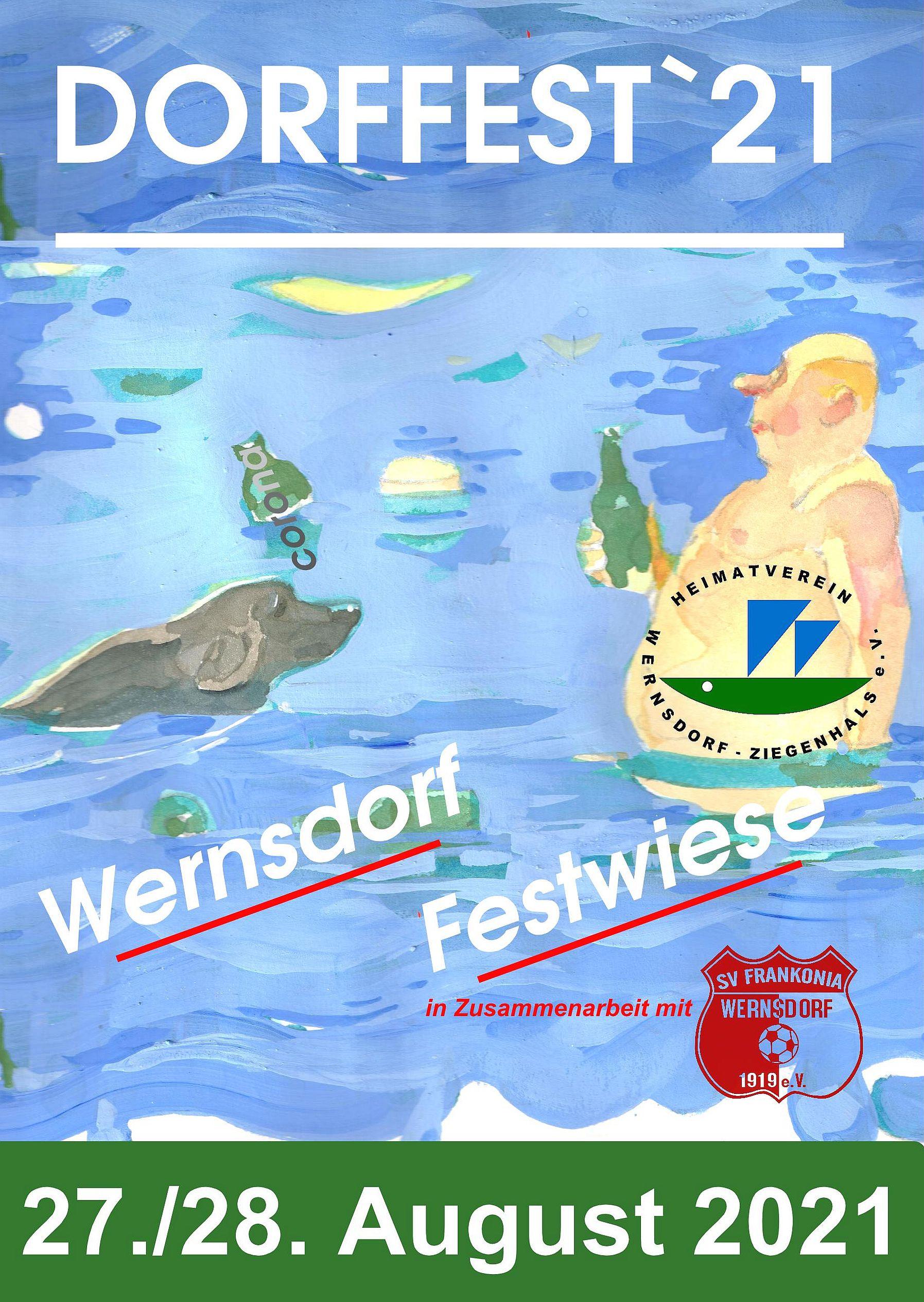 Wernsdorfer Dorffest 2021